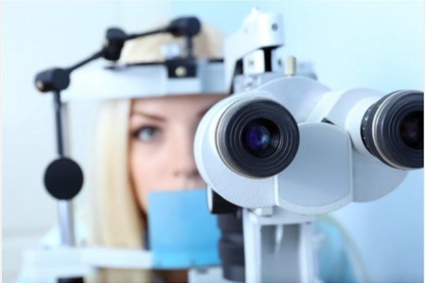 Augenarztpraxis bei  Duisburg
